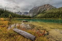 Realistic - Cavell Lake -  Melissa Anderson