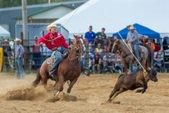Realistic - Roping Cowboy - Fred Sobottka
