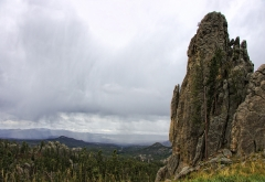 01 Needles Viewpoint - South Dakota