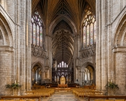 2nd Place Color Prints - Ely Cathedral - Amanda Bierbaum