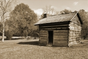 3rd  Place Travel - Brotherton Cabin Chickamauga Battle Field - Wendy Dixon