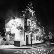 2nd  Place Travel - The Castle Pub Bedford England - Amanda Bierbaum