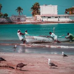 7.Fisherman - Kathy Lauerer