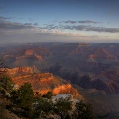8.Grand Canyon Vista - Michael Waterman