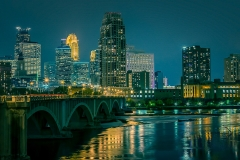 Color Print - Bridge to the City - Terry Butler