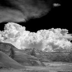 Honorable Mention Nature - Badlands Before the Storm - Ken Wolter