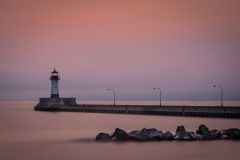 Realistic Honorable Mention - Duluth Harbor - Michael Waterman