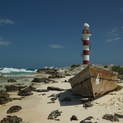 16.Cancun Lifghthouse - Sue Fries