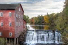 2.Dells Mill in Fall - Jim Kaul