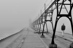 7.Fog Walk - Steve Cole