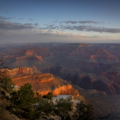 Nature Acceptance - Grand Canyon Vista - Michael Waterman