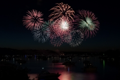 Realistic Acceptance - Hudson Fireworks - Terry Butler
