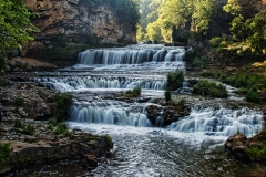 Realistic Acceptance - Willow River Falls - Larry Weinman