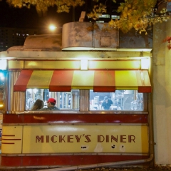 Realistic - Diner - Mike Chrun