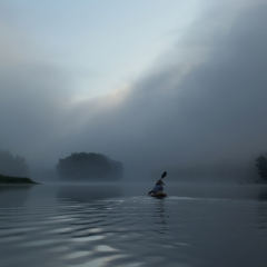 Realistic - Kayaker Heaven - Pat Chiconis