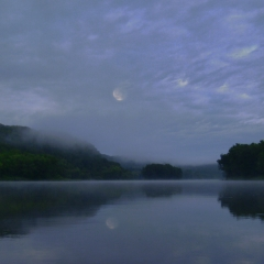 Realistic - St. Croix Blue Morning - Pat Chiconis