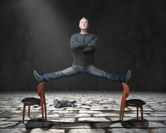 1st Place Creative - Flexible - Michael Huber