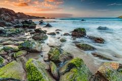 7.Green Rocks Sunset - Pavel Blagev