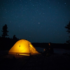 Realistic Award - Camping under the Stars - Tery Butler