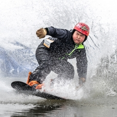 Realistic Honorable Mention - Pond Skimming - Fred Sobottka