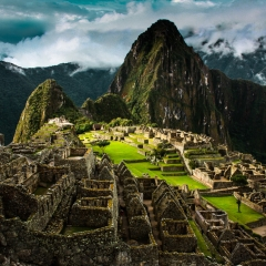 Realistic - Twilight at Machu Picchu - Richard Hudson