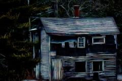Contemporary - Neon House - MJ Springett