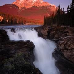 17.Athabasca Falls - Richard Hudson