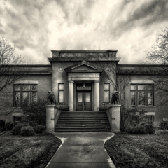 Pictorial - Historic Library - Michael Huber