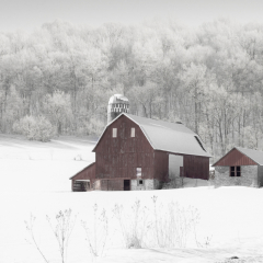 Pictorial - Winter Magic - Jill Krentz