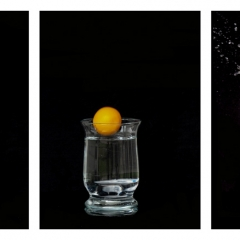 2.Triptych - Newton's Gravity - Don Bock