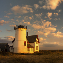 Cape Cod Lighthouse - Richard Hudson