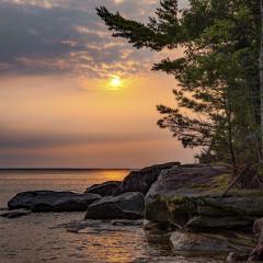 Julian Bay Stockton Island  - Steve Plocher