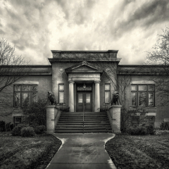 Historic-Library - Michael Huber
