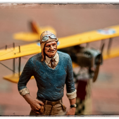 5.1st Place - Barnstormer and Flying Machine - Chap Achen