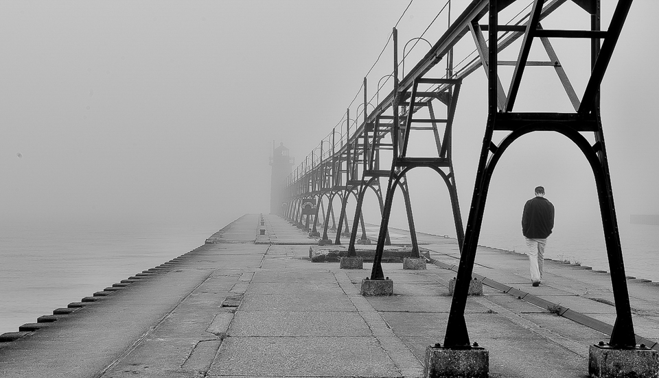 Fog Walk - Steve Cole