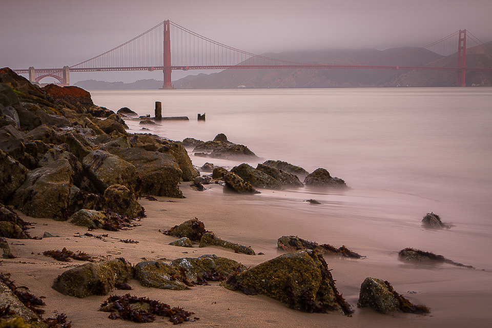 Golden Gate Bridge - Michael Waterman