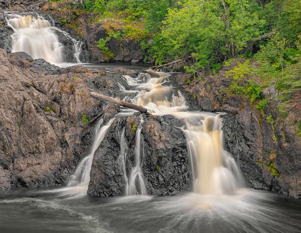 Kiwishiwi Falls - Marianne Diericks