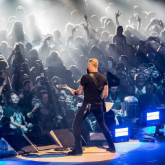 Honorable Mention - Journalism - Metallica Concert - Fred Sobottka