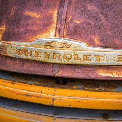 Assignment - Old Chevy Truck - Ken Wolter
