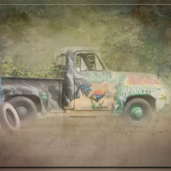 Assignment - Painted Truck - Melissa Anderson