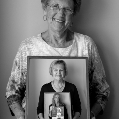Pictorial - Four Generations - Kelly Perry