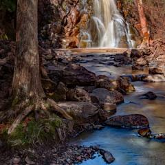 Pictorial - Split Rock West Branch Falls - Steve Plocher