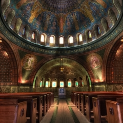 Lakewood Cemetery Chapel - Bill Donovan