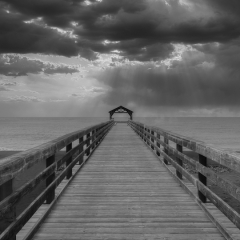 Assignment - Bridge To The End Of The Pier - Melissa Anderson