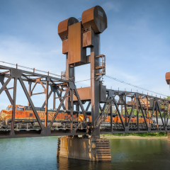Assignment - Prescott Railroad Bridge - Marianne Diericks