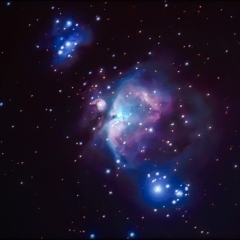 10 - M42, The Great Orion Nebula