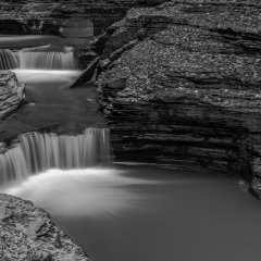 Merit - Black and White - Water Levels - Melissa Anderson