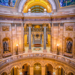 Assignment - MN Capitol Rotunda - Marianne Diericks