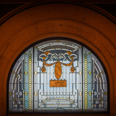Assignment - MN Capitol Window - Marianne Diericks