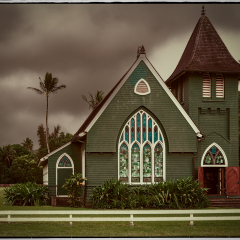 Assignment - The Little Green Church - Melissa Anderson